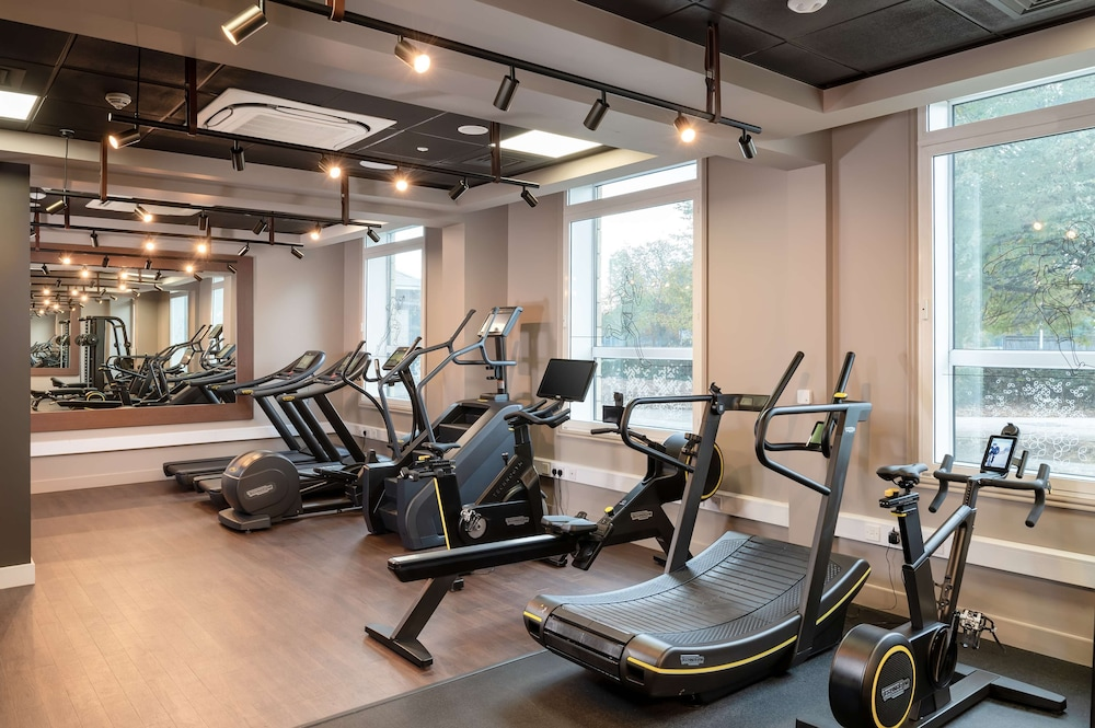 Fitness Facility, Hilton Garden Inn London Heathrow Airport