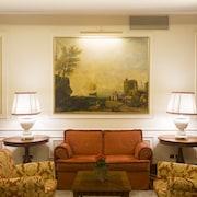 Interni dell'hotel