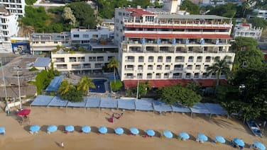 Acamar Beach Resort Acapulco