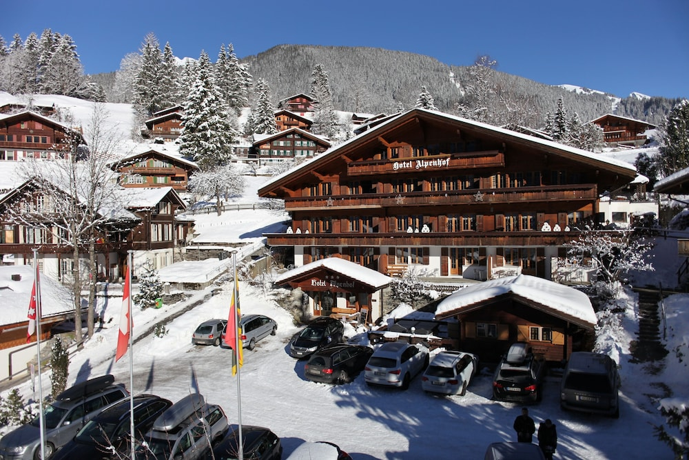Featured Image, Hotel Alpenhof