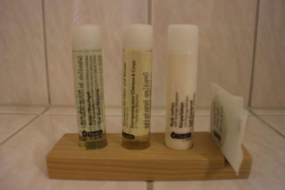Bathroom Amenities, Hotel Alpenhof