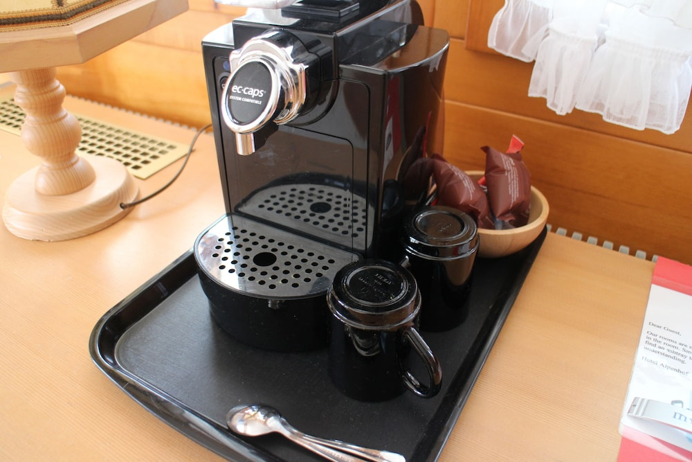 Coffee and/or Coffee Maker, Hotel Alpenhof