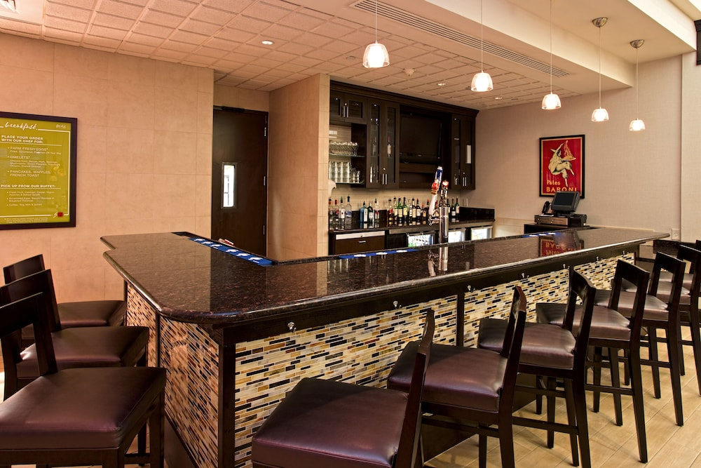 Lounge, Hampton Inn by Hilton West Palm Beach Central Airport