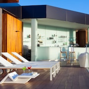 Bar ved pool