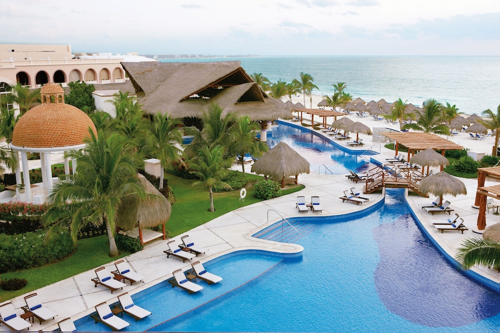 Excellence Riviera Cancun S Only All Inclusive In Puerto Morelos Hotel Rates Reviews On Orbitz