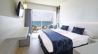 Standard Double or Twin Room, Balcony, Sea View