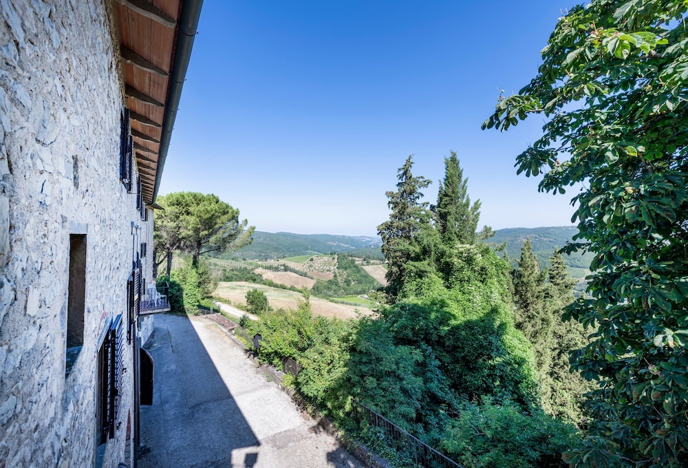 Land View from Property, Relais Vignale & Spa