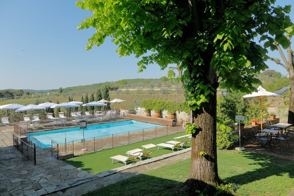 Sports Facility, Relais Vignale & Spa