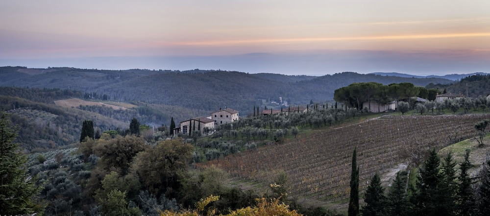 View from Property, Relais Vignale & Spa