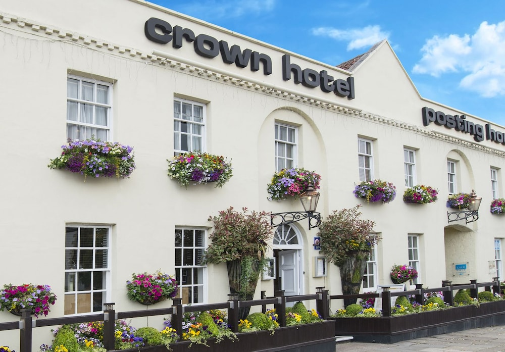 The Crown Hotel Bawtry Doncaster In Doncaster Hotel Rates Reviews On Orbitz