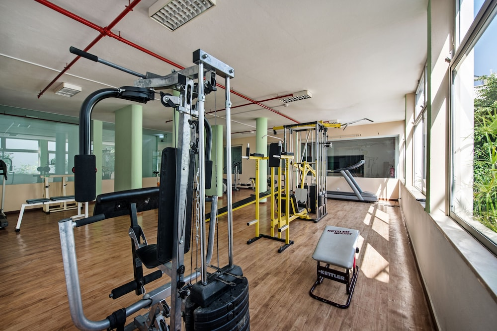Gym, Carvi Beach Hotel