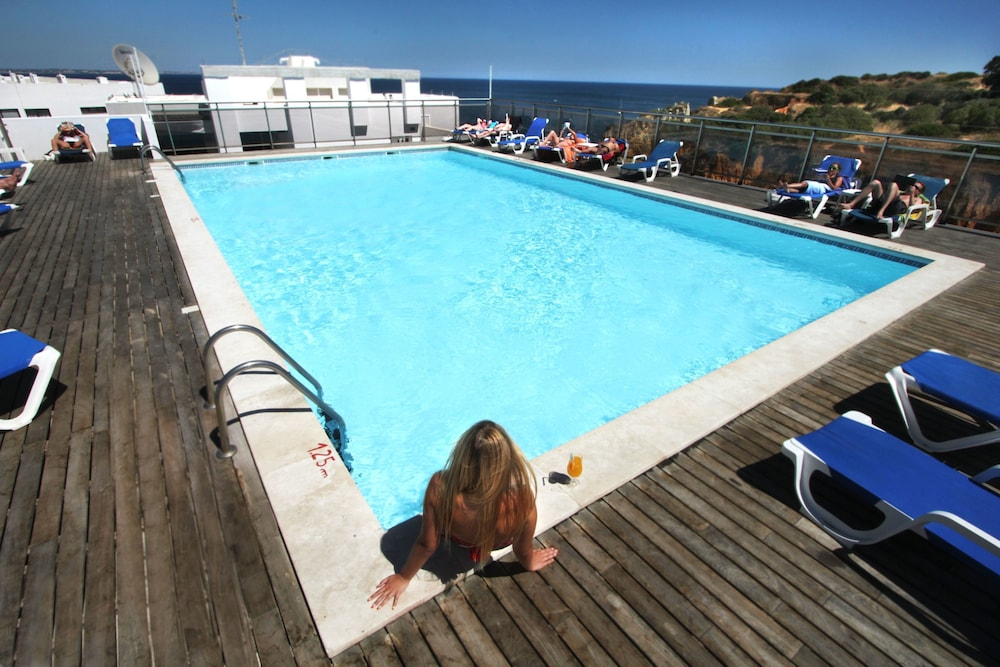 Rooftop Pool, Carvi Beach Hotel