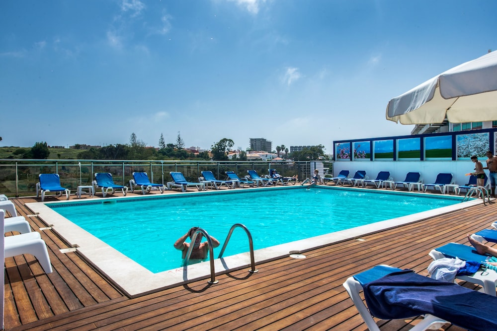 Pool, Carvi Beach Hotel