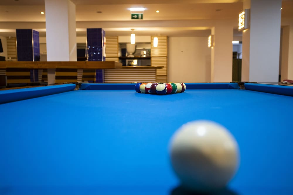 Game Room, Carvi Beach Hotel