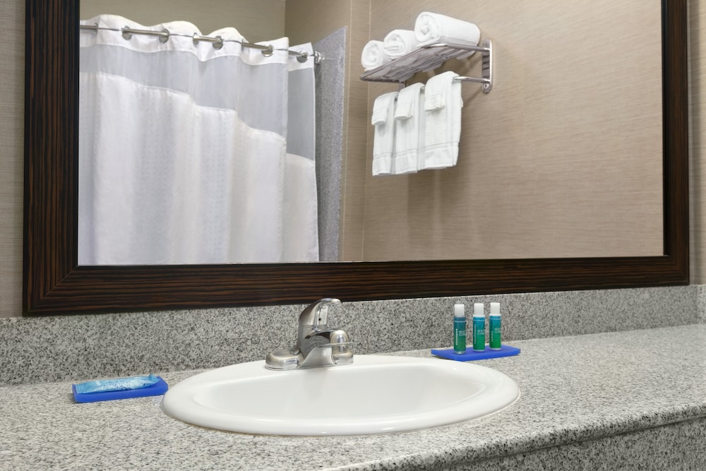 Bathroom, Holiday Inn Express Hotel & Suites Boise West - Meridian