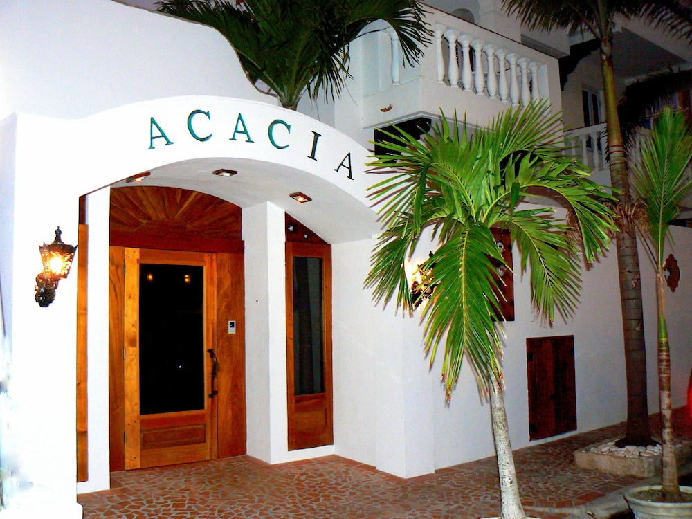 Property Entrance, Acacia Boutique Hotel