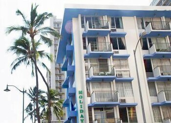 Exterior, Holiday Surf Hotel