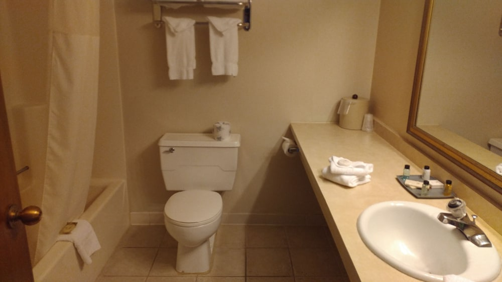 Bathroom, Fort William Henry Hotel and Conference Center