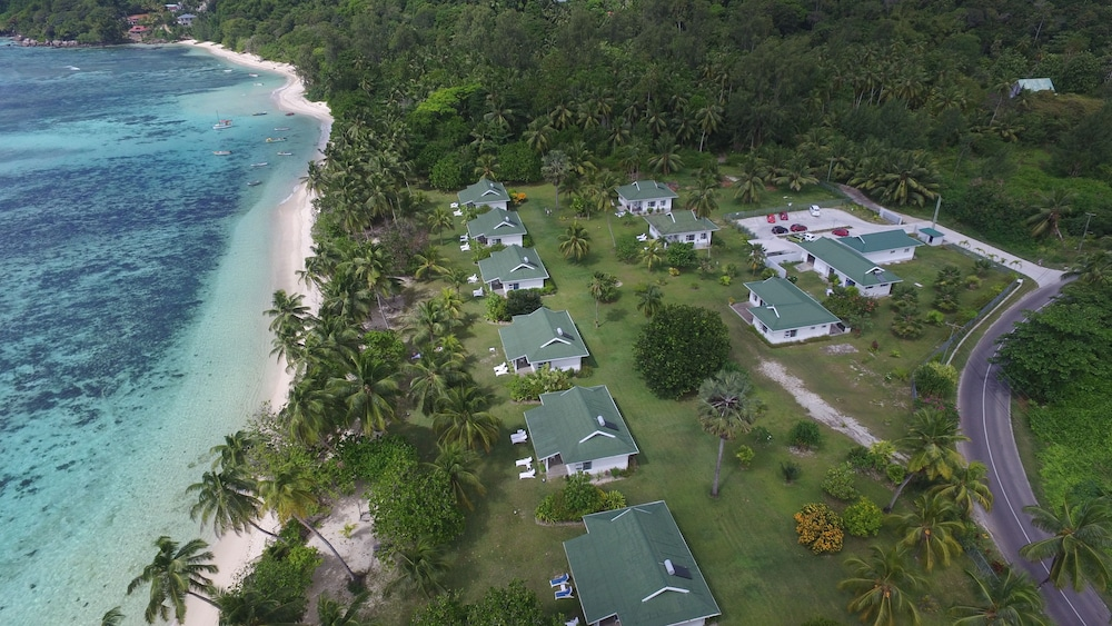 Aerial View, Chalets D'Anse Forbans
