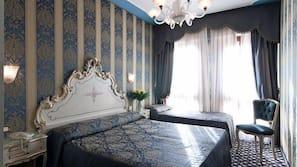 Zimmersafe, schallisolierte Zimmer, Babybetten, kostenloses WLAN
