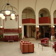 Sitteområde ved lobby