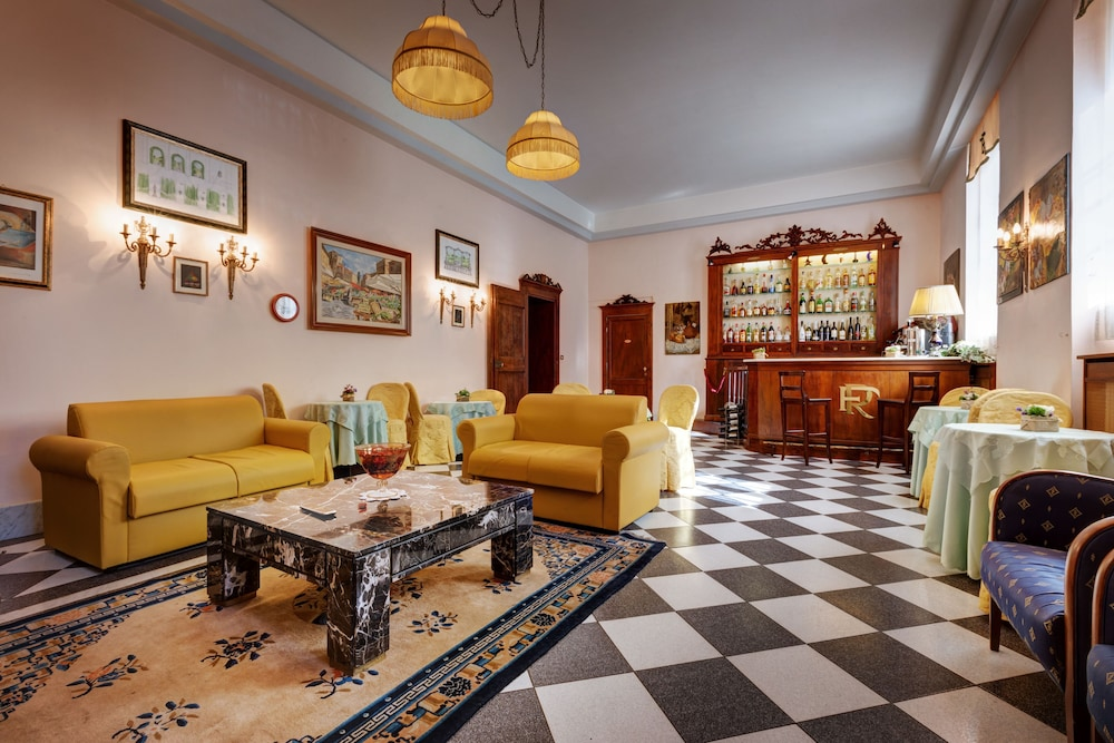 Lounge, Hotel Residenza in Farnese