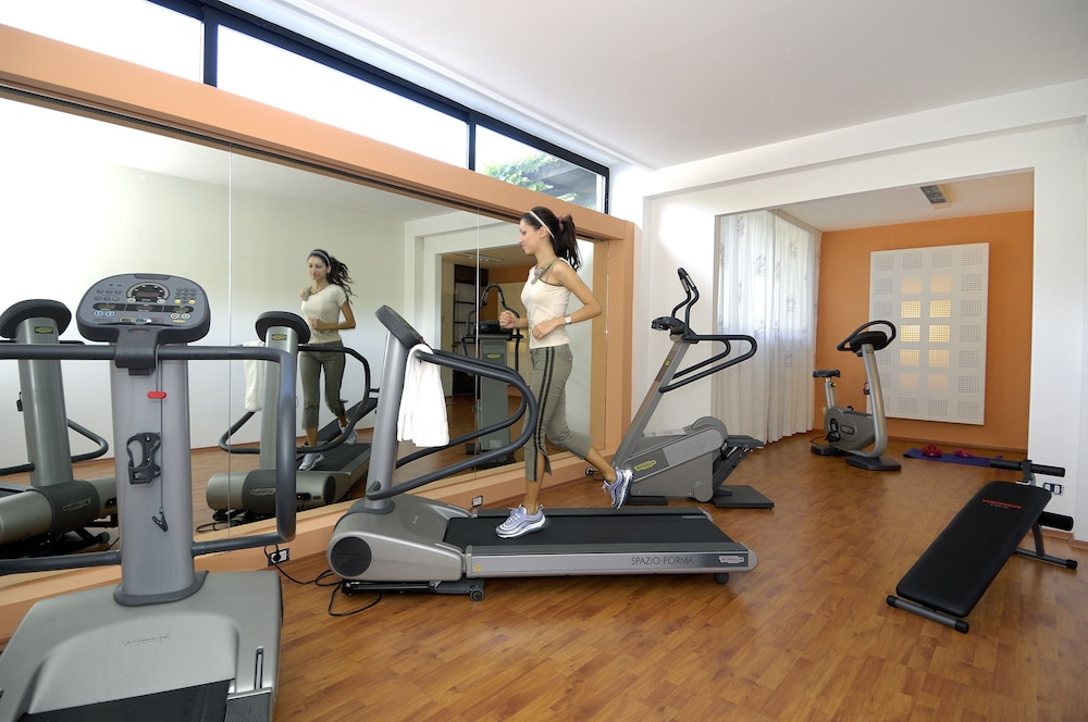 Fitness Facility, Hotel Giò Wine e Jazz Area