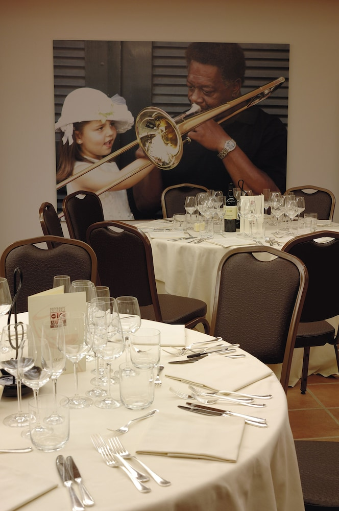 Restaurant, Hotel Giò Wine e Jazz Area