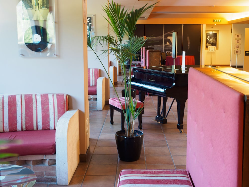 Lobby, Hotel Giò Wine e Jazz Area
