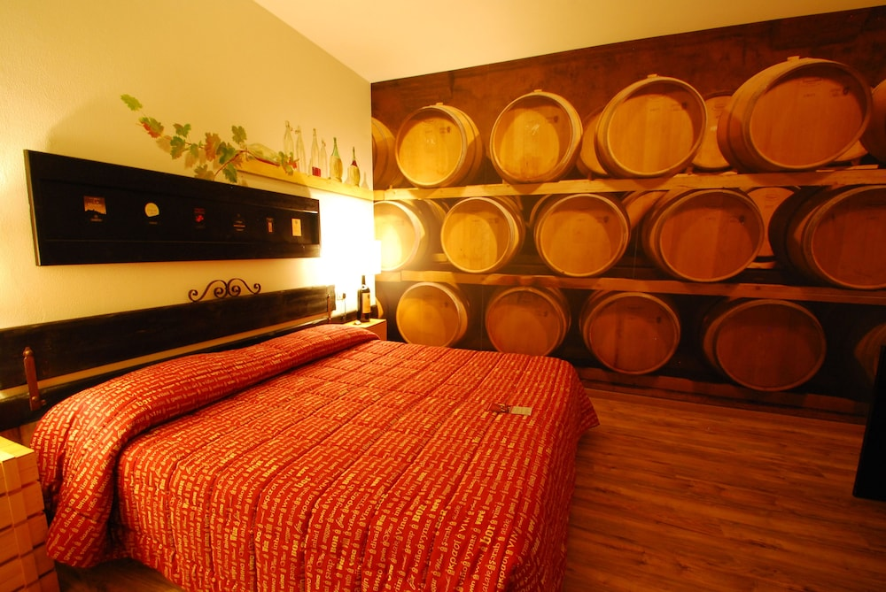 Room, Hotel Giò Wine e Jazz Area