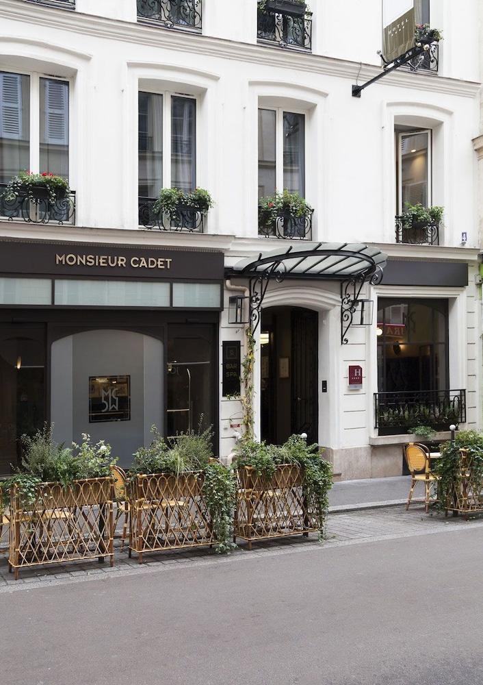 Hotel Monsieur Cadet Paris