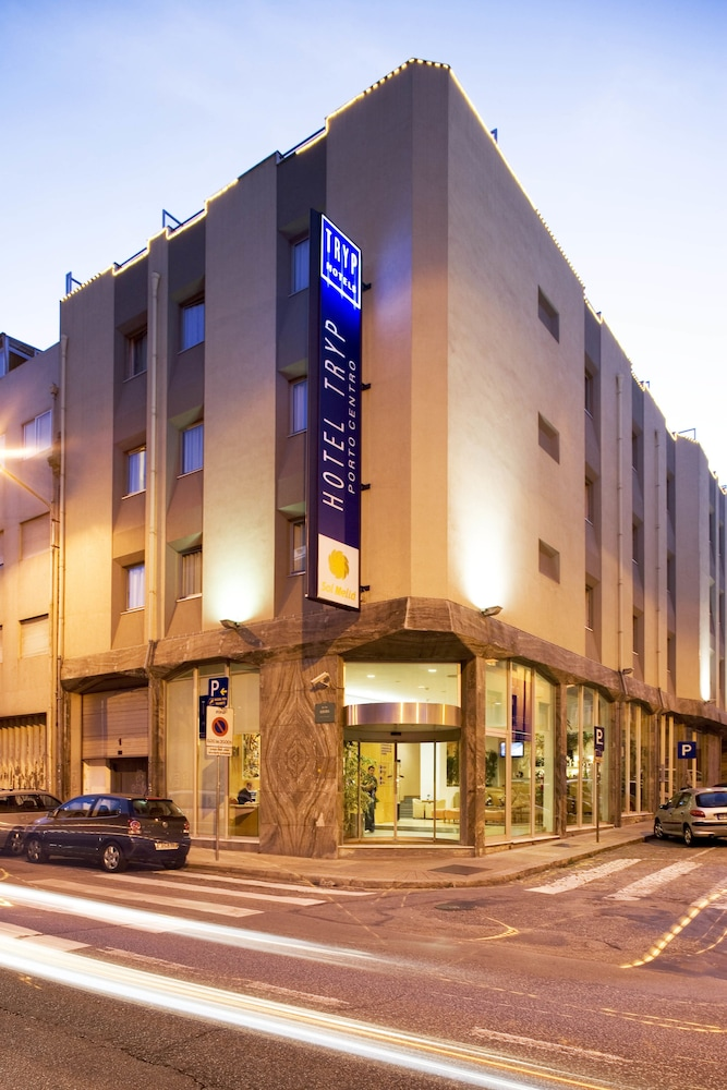 Tryp porto centro porto portugal for Hotel centro