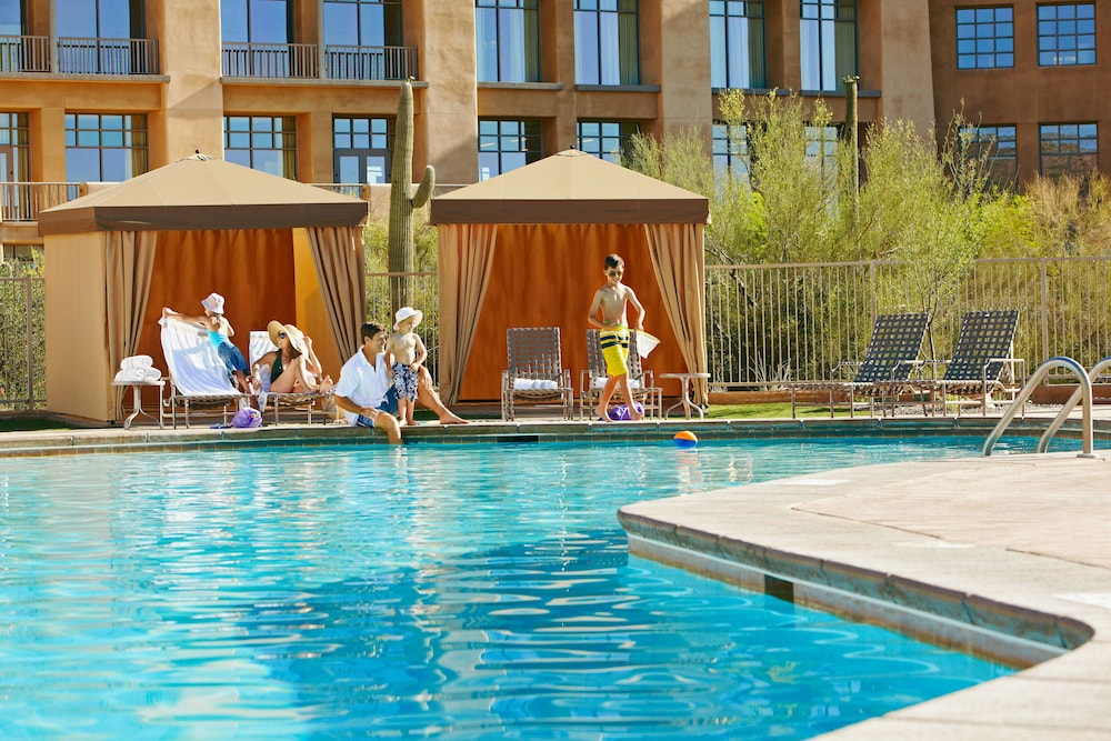 Outdoor Pool, JW Marriott Starr Pass Resort and Spa
