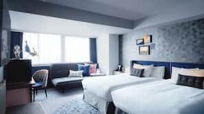 高級寢具、羽絨被、Select Comfort 床墊、迷你吧
