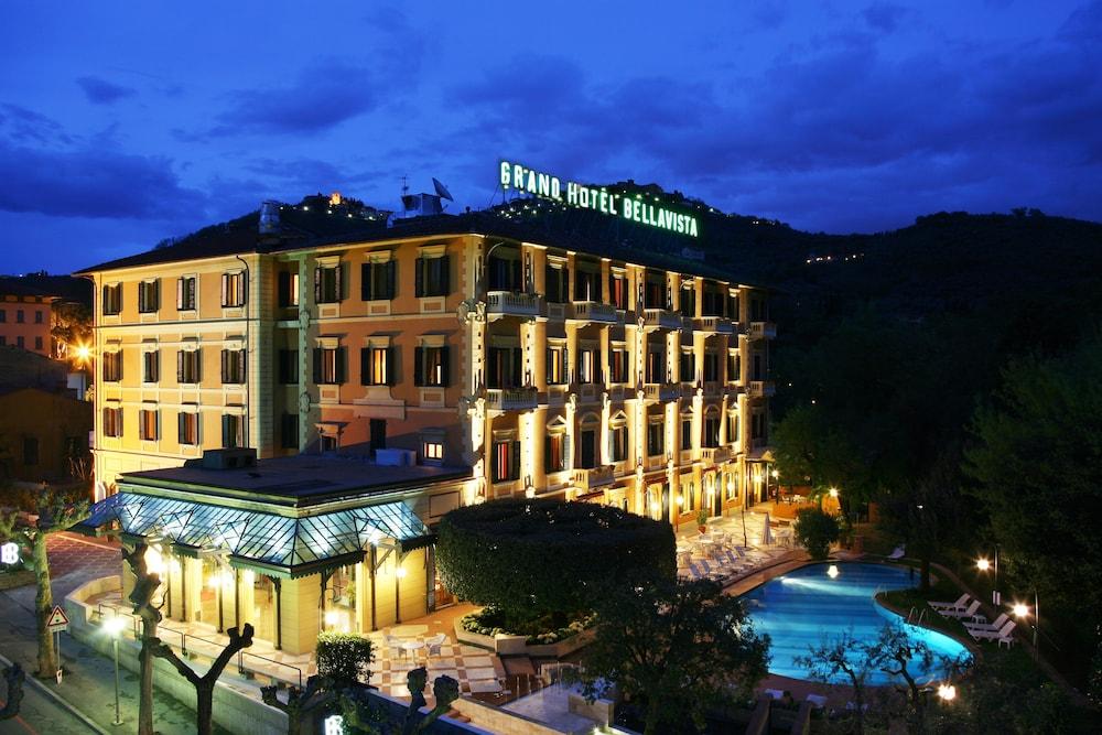 Hotel Bellavista Palace Montecatini