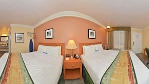 Premium-sengetøj, senge med topmadrasser