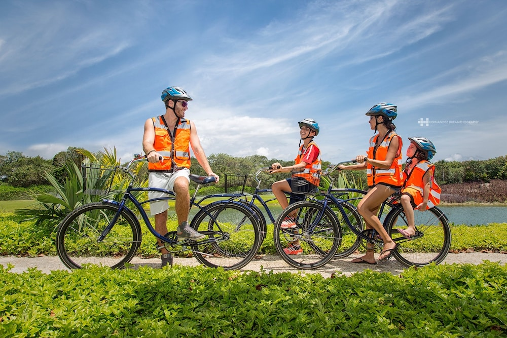 Bicycling, The Royal Sands Resort & Spa All Inclusive