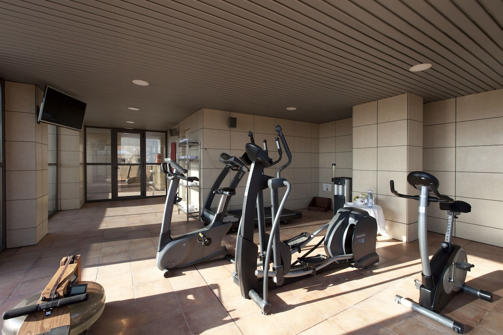 Fitness Facility, Hotel Valencia Center