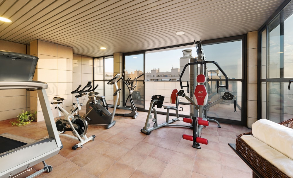 Gym, Hotel Valencia Center