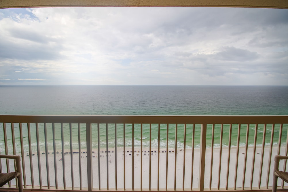 Balcony, Pelican Beach Resort & Conference Center