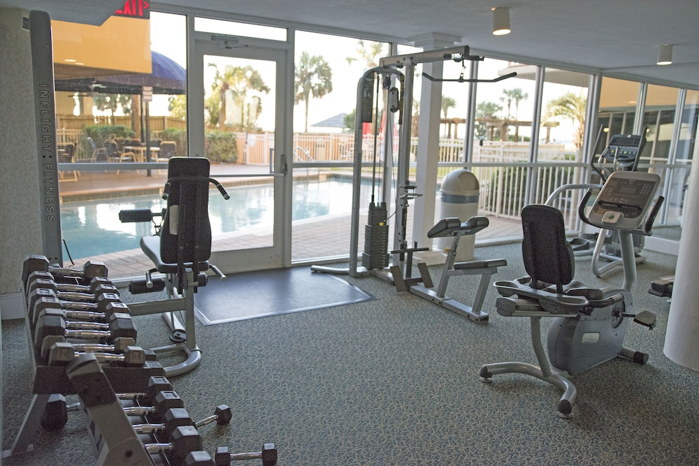 Fitness Facility, Pelican Beach Resort & Conference Center