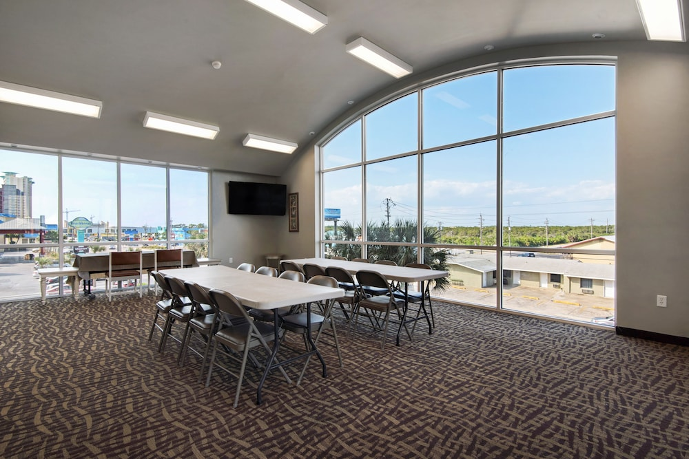 Meeting Facility, Legacy by the Sea