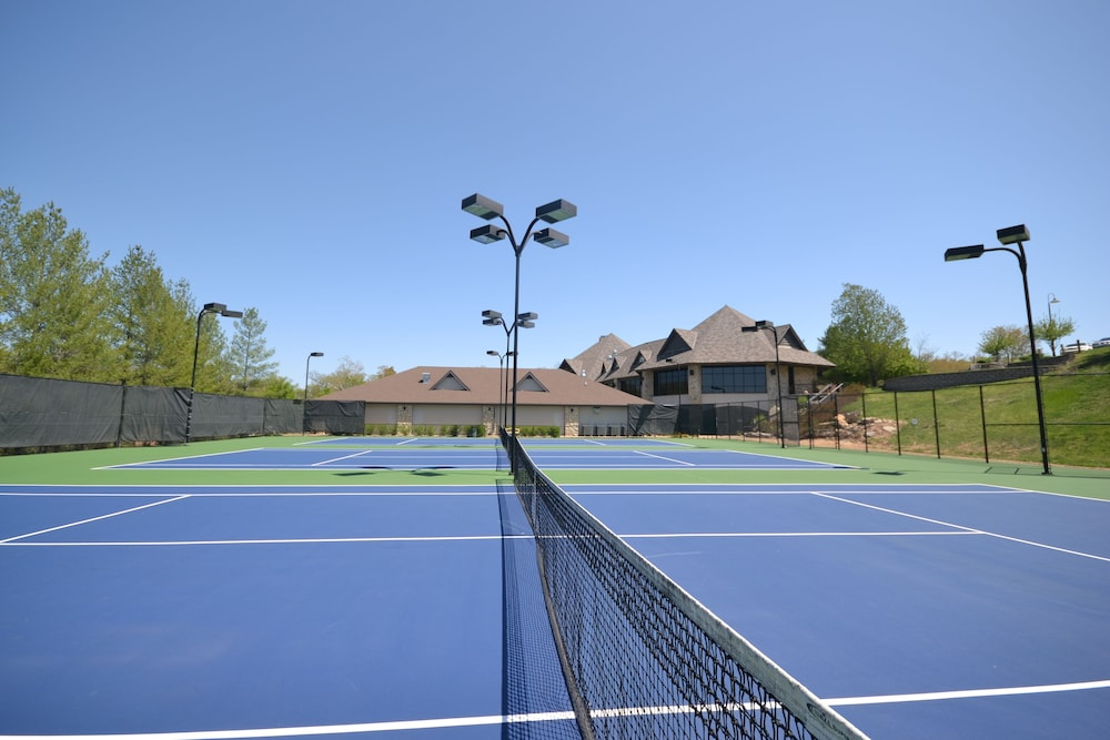 Tennis Court, StoneBridge Resort