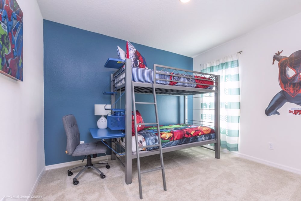 Children's Theme Room, Homes4uu Vacation Homes Orlando