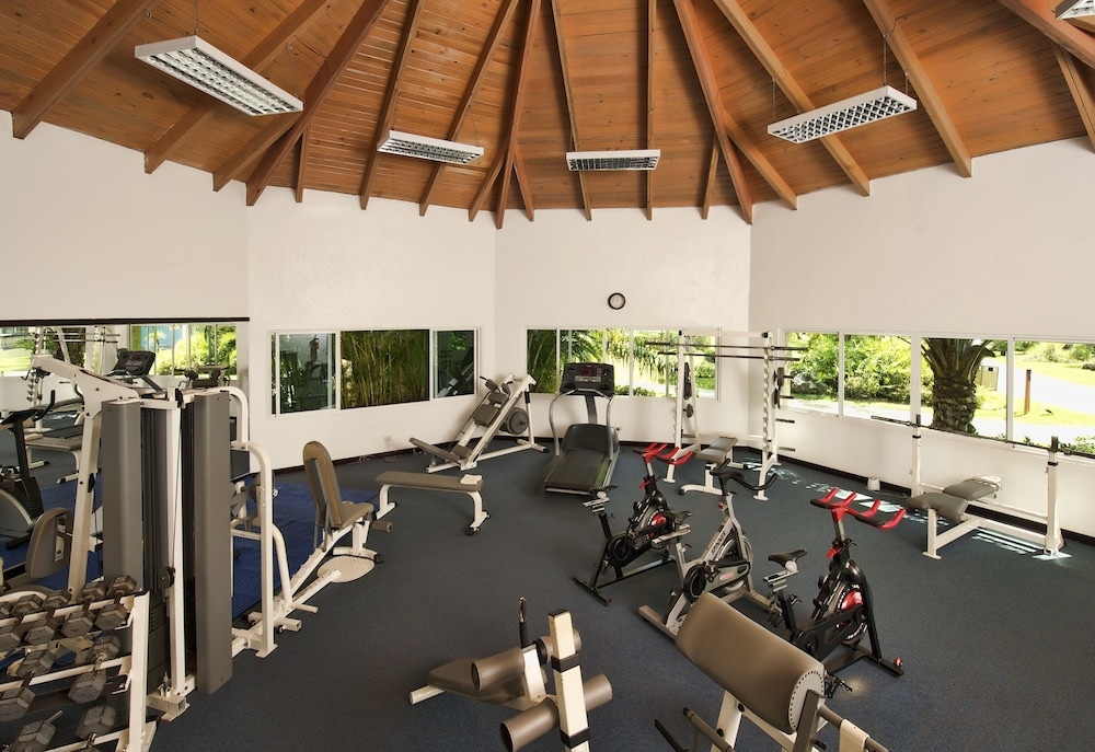 Gym, Ocean Blue & Sand Beach Resort - All Inclusive