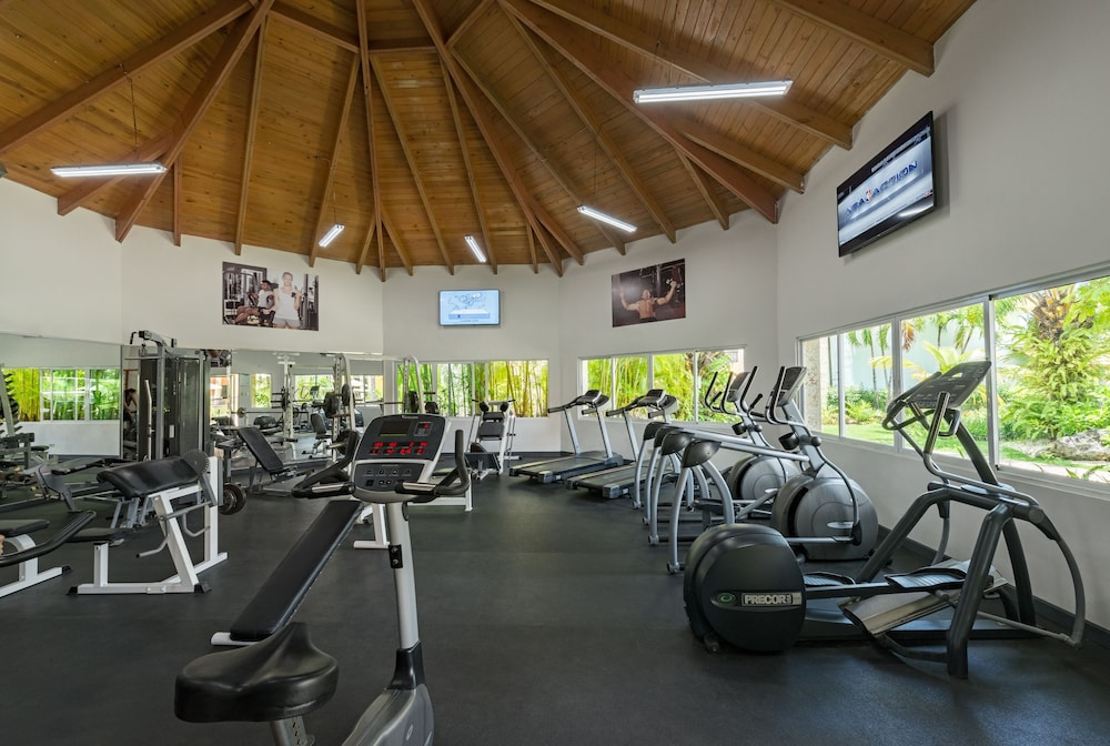 Fitness Facility, Ocean Blue & Sand Beach Resort - All Inclusive