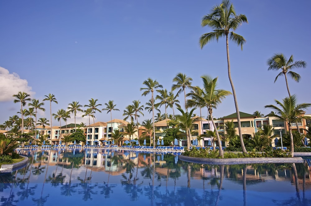Outdoor Pool, Ocean Blue & Sand Beach Resort - All Inclusive