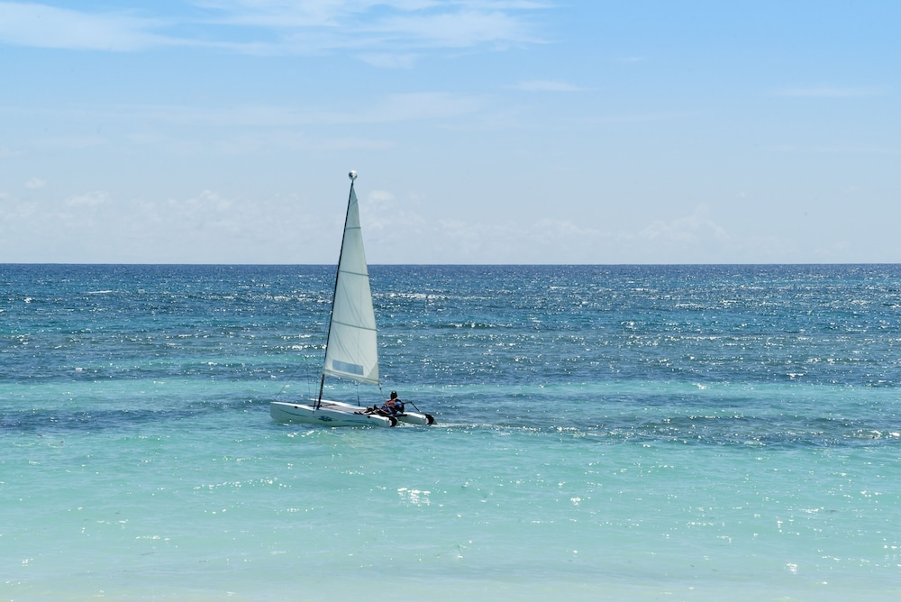 Kayaking, Ocean Blue & Sand Beach Resort - All Inclusive