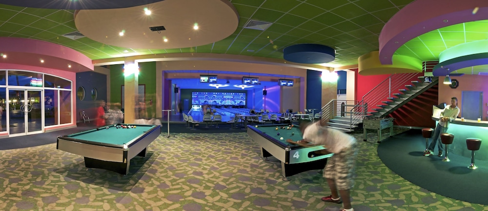 Billiards, Ocean Blue & Sand Beach Resort - All Inclusive