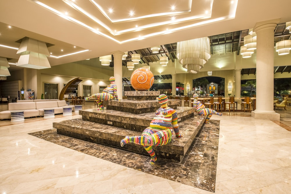 Lobby, Ocean Blue & Sand Beach Resort - All Inclusive